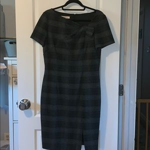 Fitted business dress
